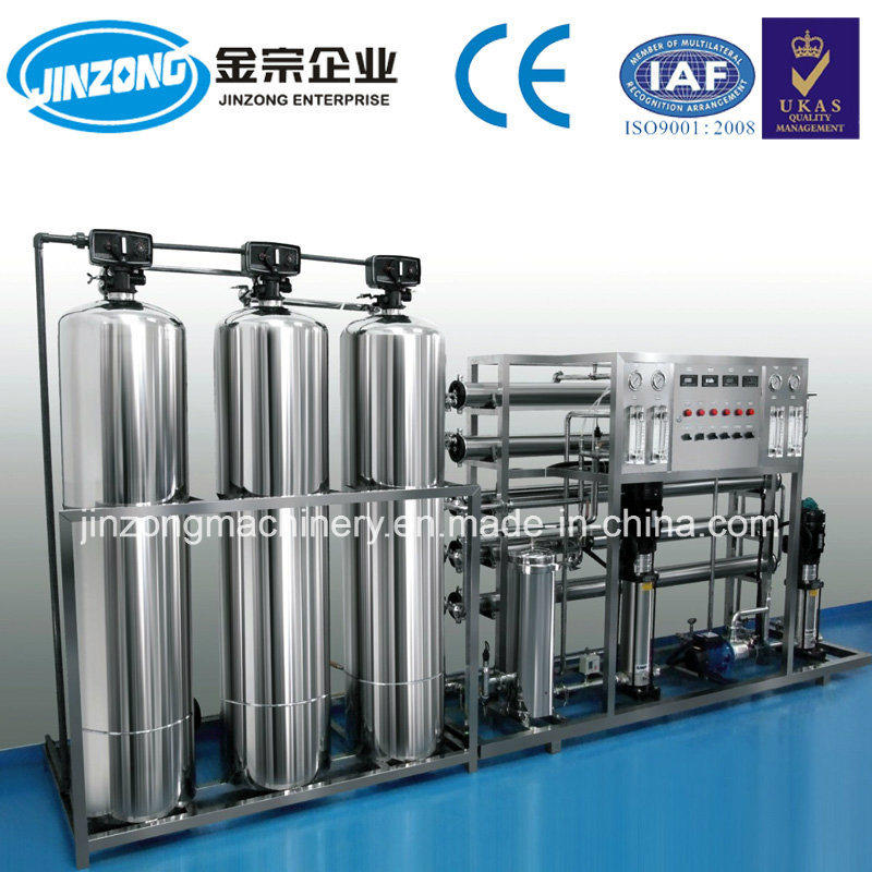 1000 Lph RO System Stainless Steel Reverse Osmosis Plant RO Water Treatment Water Filter Machine