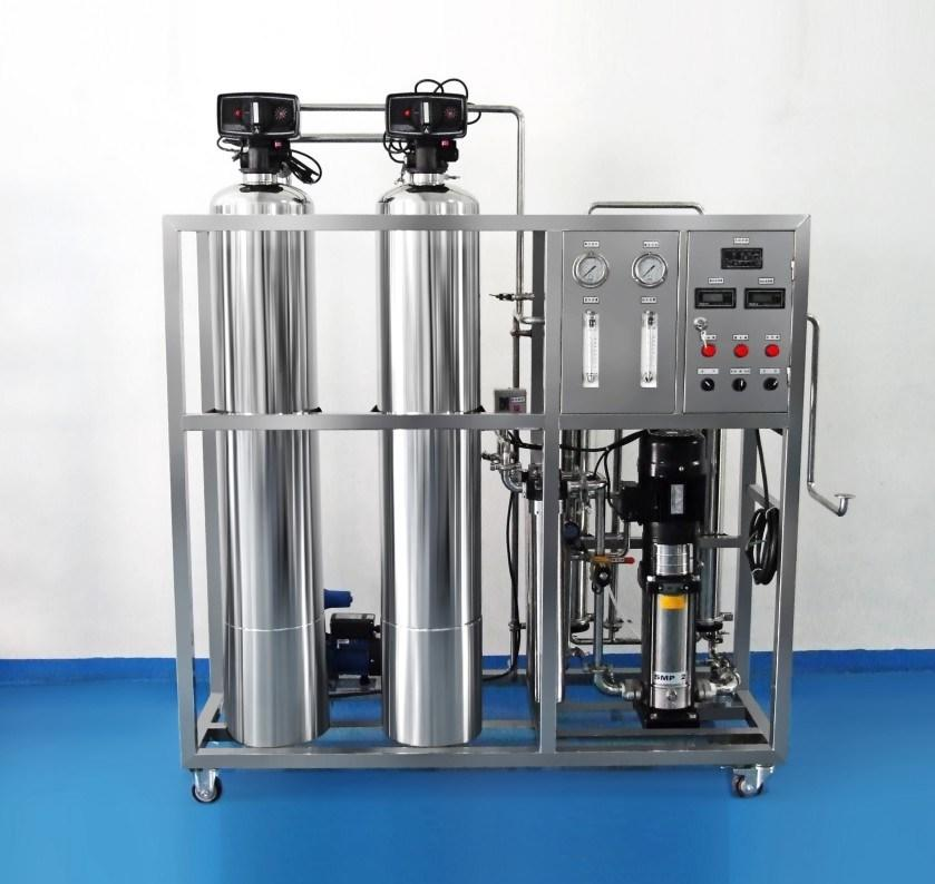 Revers Osmosis Water Purification Plant