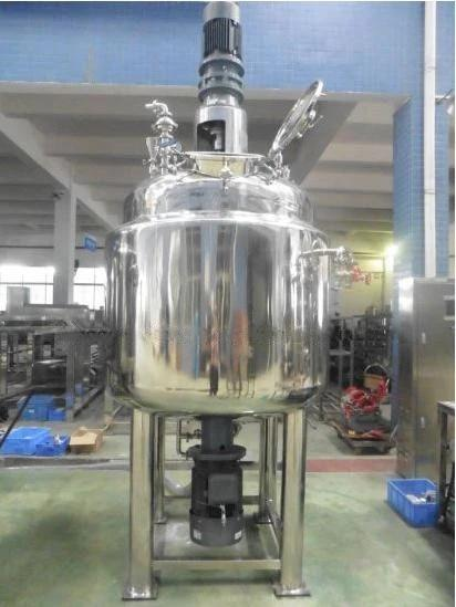 Interenal and External Circulation Homogenizing Tank