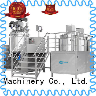 Jinzong Machinery jrf pharmaceutical API manufacturing machine supplier for reaction