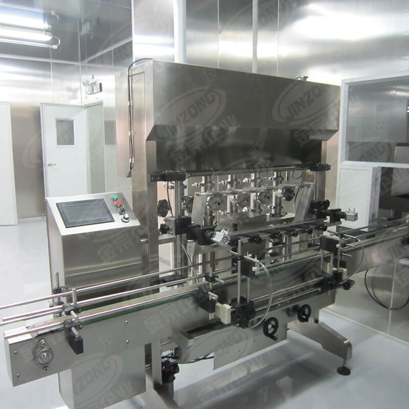 Jinzong Machinery precise cream filling machine wholesale for food industry-1