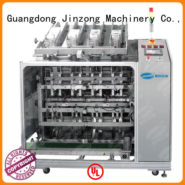 Jinzong Machinery practical cosmetic manufacturing equipment high speed for petrochemical industry