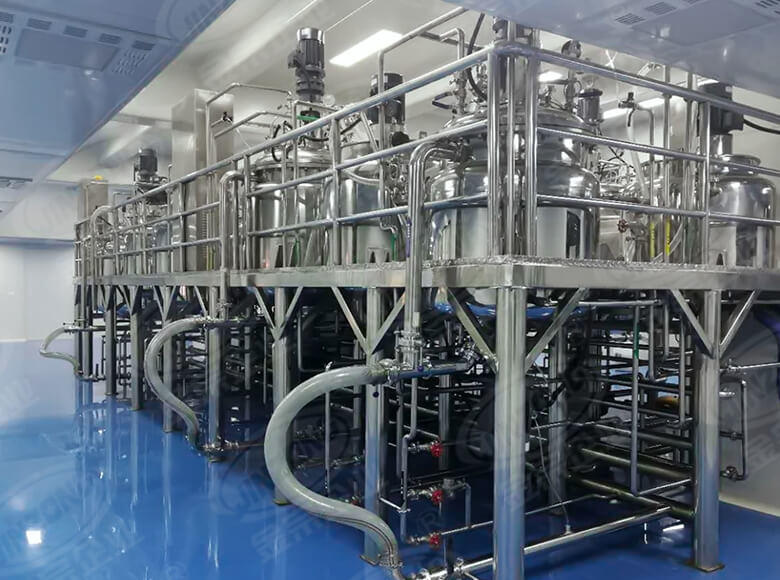 engineering cosmetic cream making machine factory for nanometer materials Jinzong Machinery-2