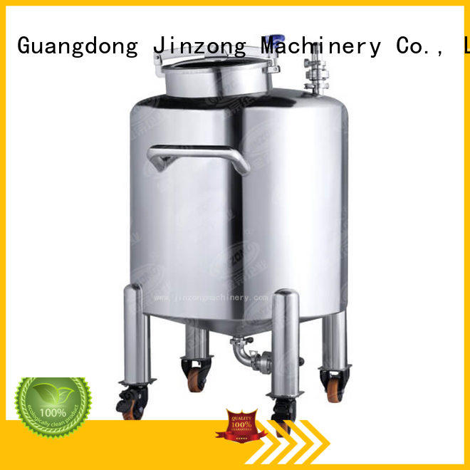 making equipment for cosmetic production wholesale for food industry Jinzong Machinery