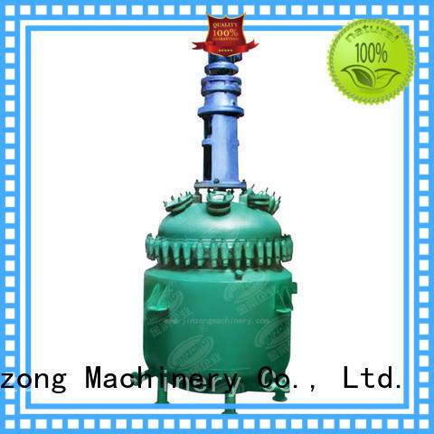 Jinzong Machinery durable reactor plant ss for stationery industry