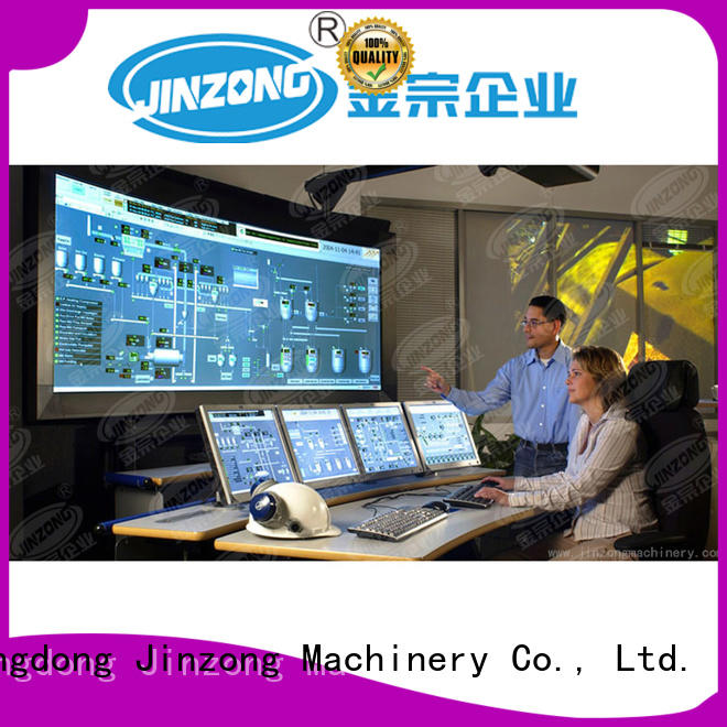 Jinzong Machinery intelligent production planning system supplier for workshop