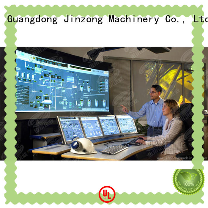 Jinzong Machinery advanced production system high-efficiency for plant