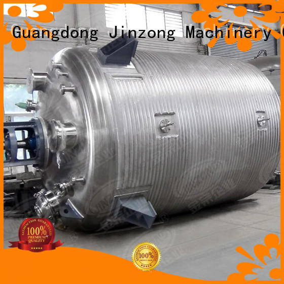 enamel chemical making machine carbon for reflux Jinzong Machinery