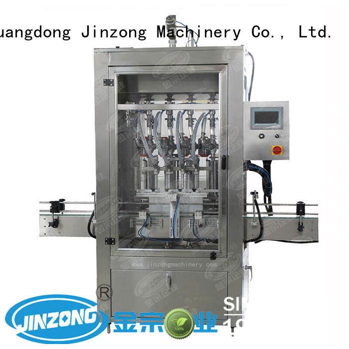 Jinzong Machinery utility emulsifying mixer tank for food industry