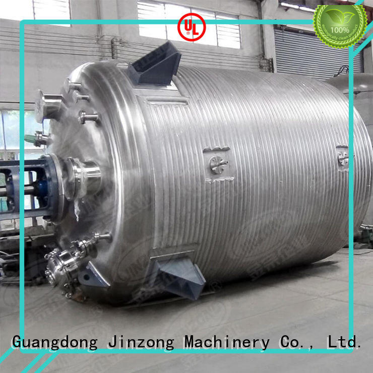 Jinzong Machinery stainless steel hot melt adhesive reactor reactor for The construction industry