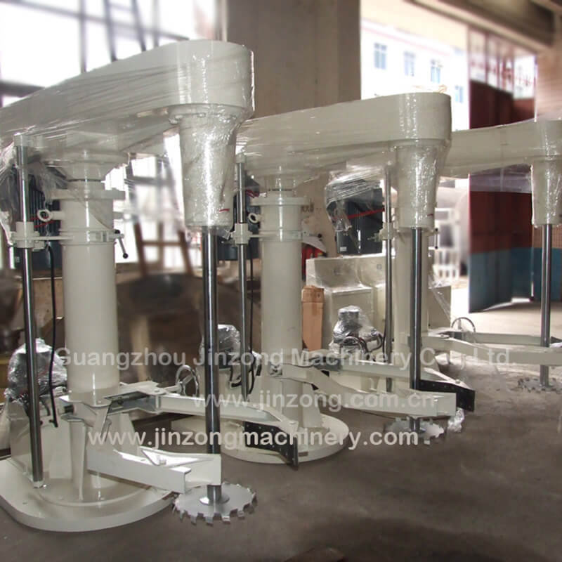Jinzong Machinery production automatic control system Chinese for reaction-2