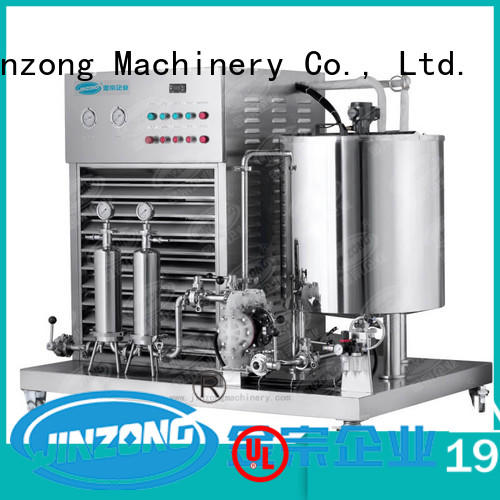 Jinzong Machinery utility Cosmetic cream homogenizer factory for nanometer materials