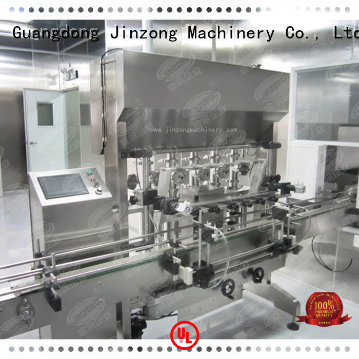 Jinzong Machinery side cosmetic manufacturing equipment online for paint and ink