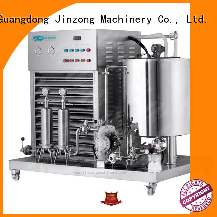 Jinzong Machinery utility industrial tank mixers laboratory for paint and ink