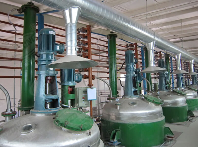 Jinzong Machinery resin stainless steel reactor manufacturers company for reaction-2