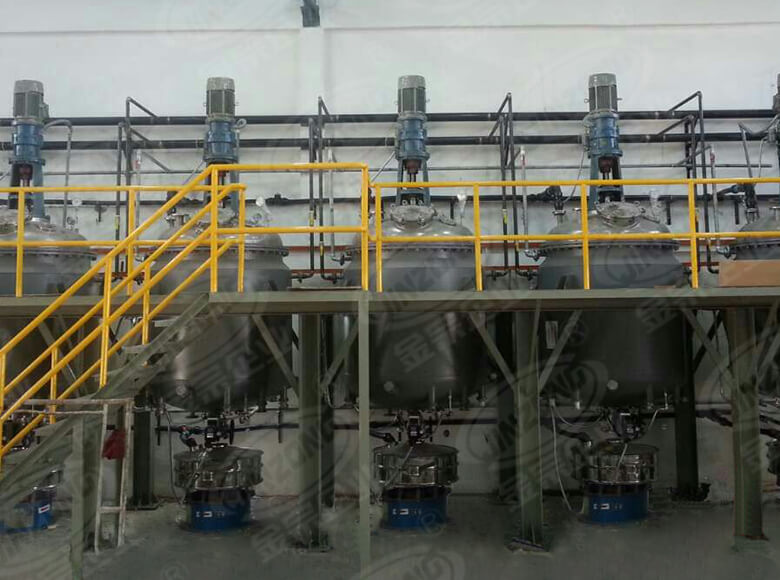 wholesale reactor plant pilot Chinese for The construction industry-4