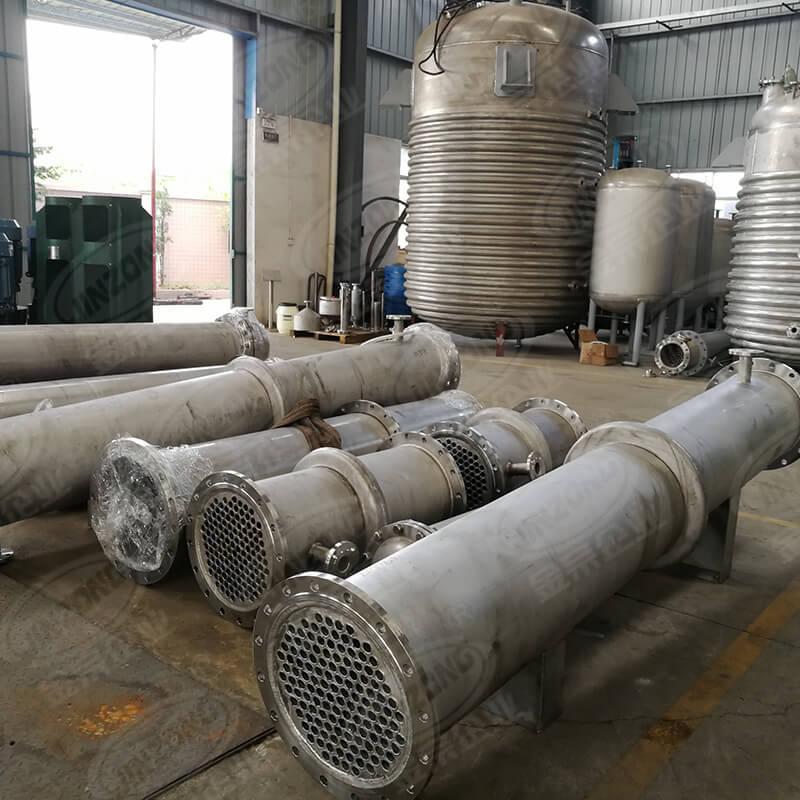 Carbon steel SS Heat Exchanger/Condenser