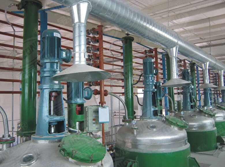 professional chemical reactor half company for reflux