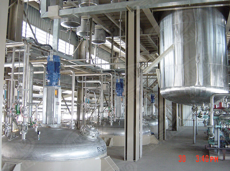 professional chemical reactor half company for reflux-8