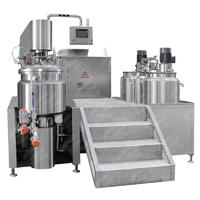JRK Series Vacuum Homogenizing Emulsifying Mixer