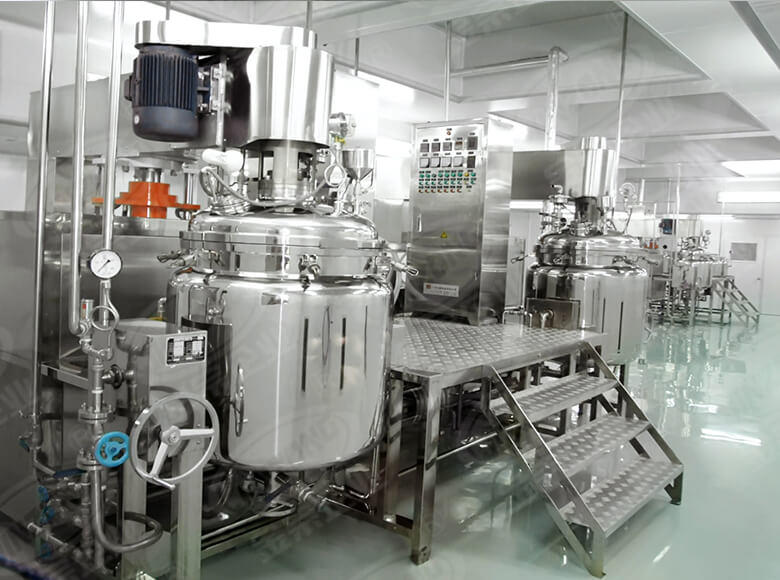 Jinzong Machinery practical cosmetic equipment wholesale mixer for nanometer materials