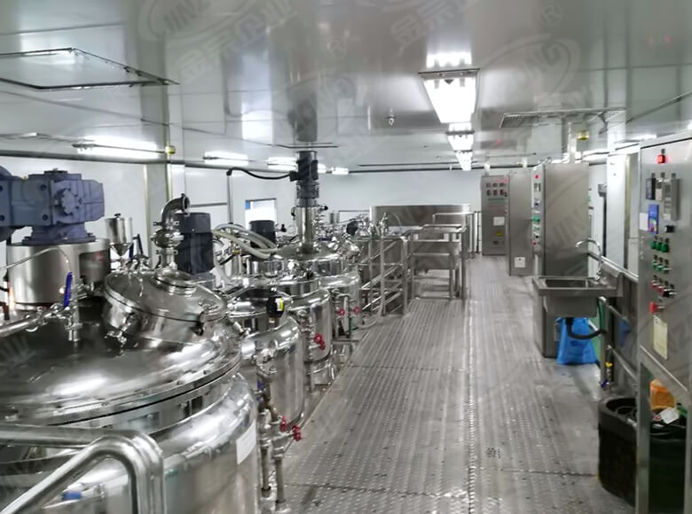 engineering cosmetic cream making machine factory for nanometer materials Jinzong Machinery-4