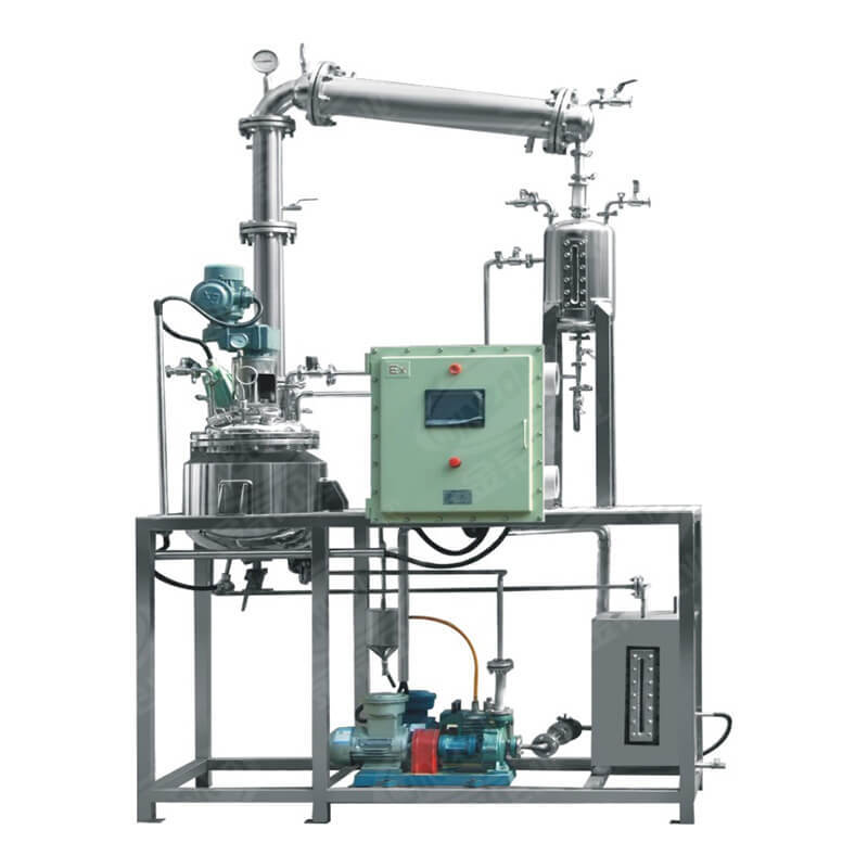 durable anti-corossion reactor manufacturer for reflux Jinzong Machinery