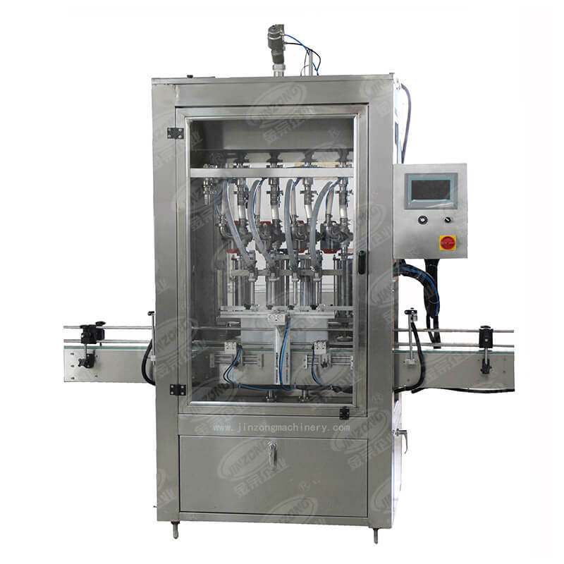 Custom Automatic Cream Filling Machine