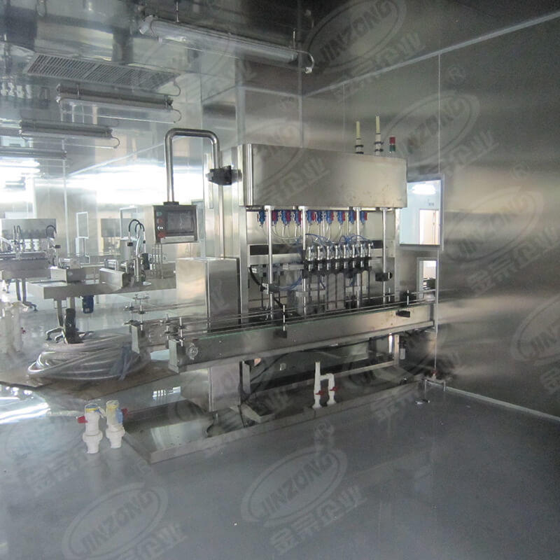 Jinzong Machinery bottles industrial tank mixers high speed for food industry