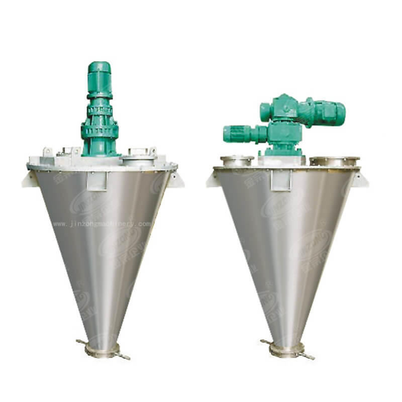 Dsh Series Double-cones Powder Mixer