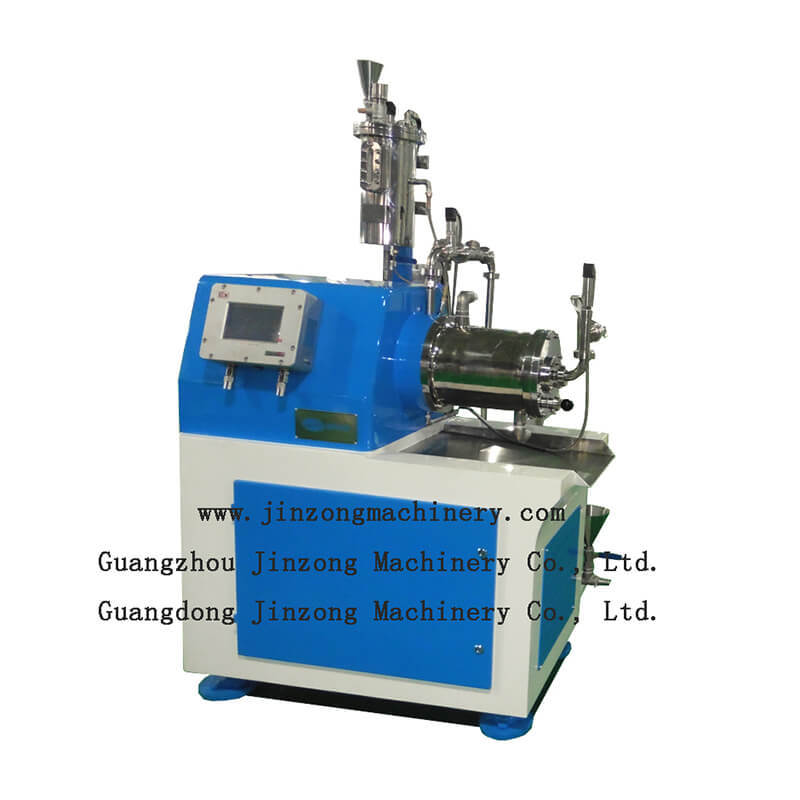 High energy Horizontal Intelligent Mamp Sand Mill
