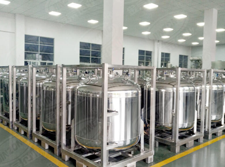 Jinzong Machinery wholesale stainless steel tank supply for petrochemical industry-3