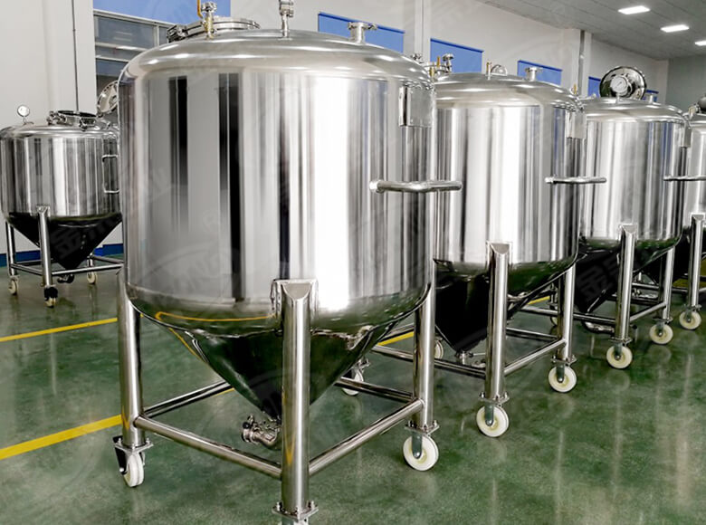 Jinzong Machinery latest stainless mixing tank manufacturers for petrochemical industry-4