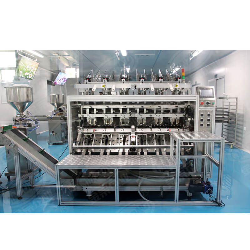 Automatic Facial Mask Filling Sealing Machine