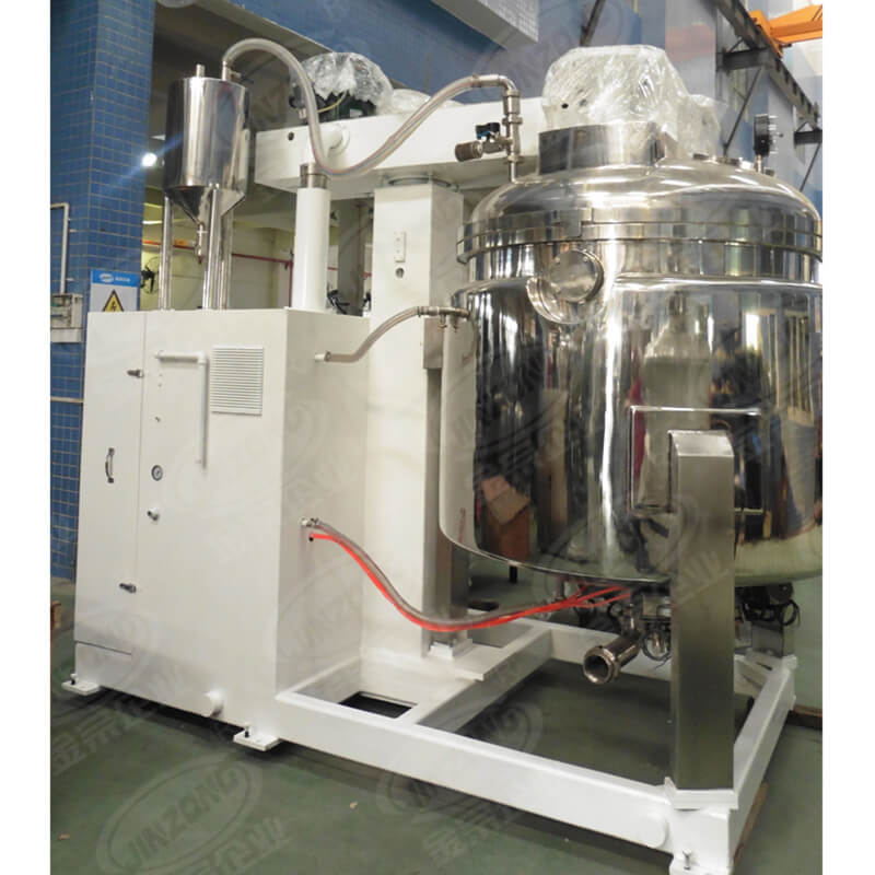 High power Automatic Toothpaste Making Machines