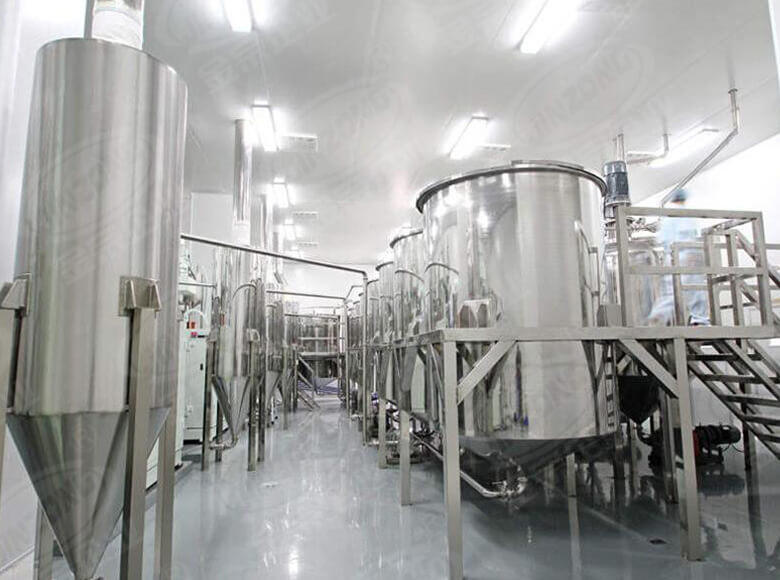practical chemical mixing tank factory for nanometer materials