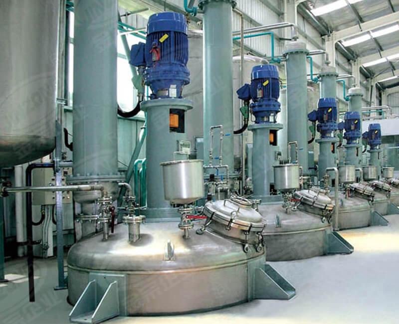 Oil-based PU resin plant