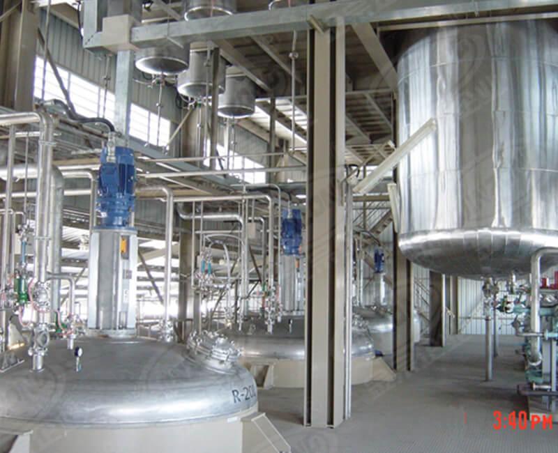 PVAC resin plant