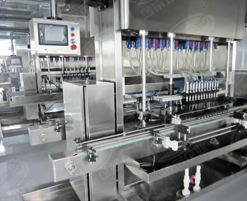 Automatic paste filling machinery