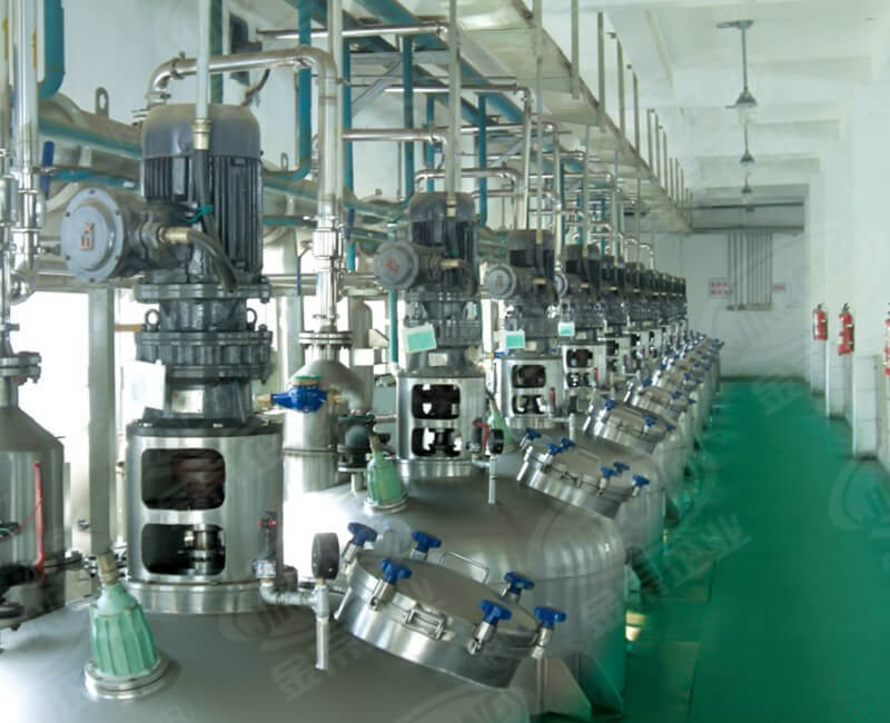 Automatic liquid mixing machine