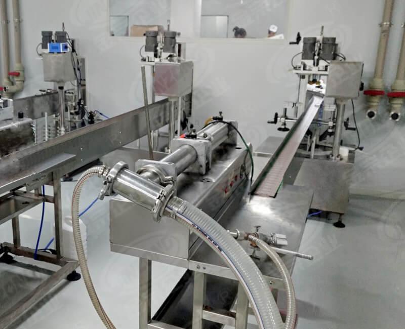 Food conveyor machine