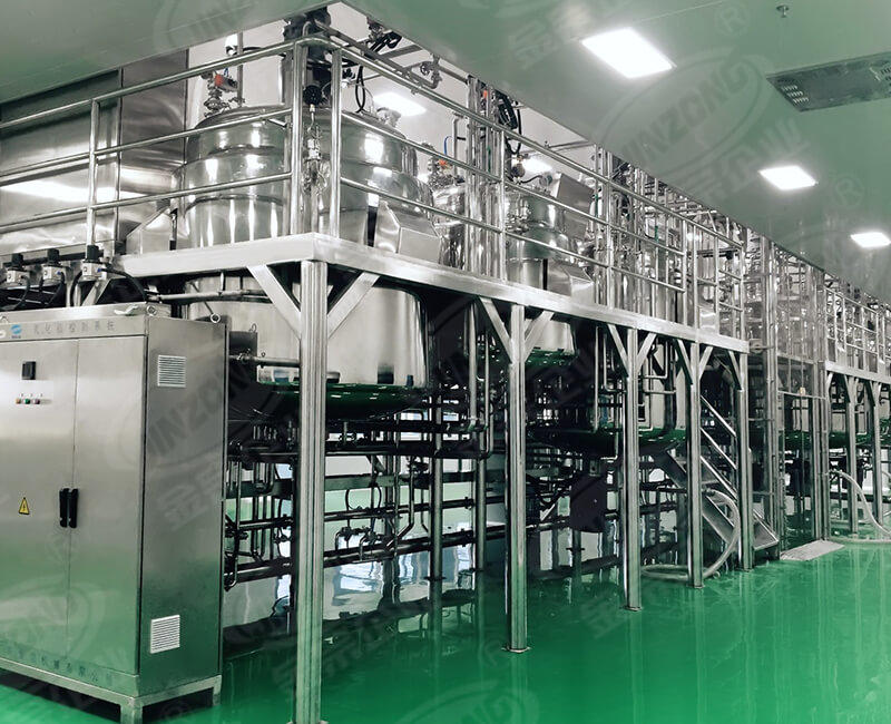 Soap and detergent manufacturing machines