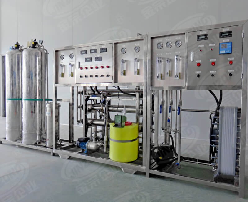 Primary water treatment equipment