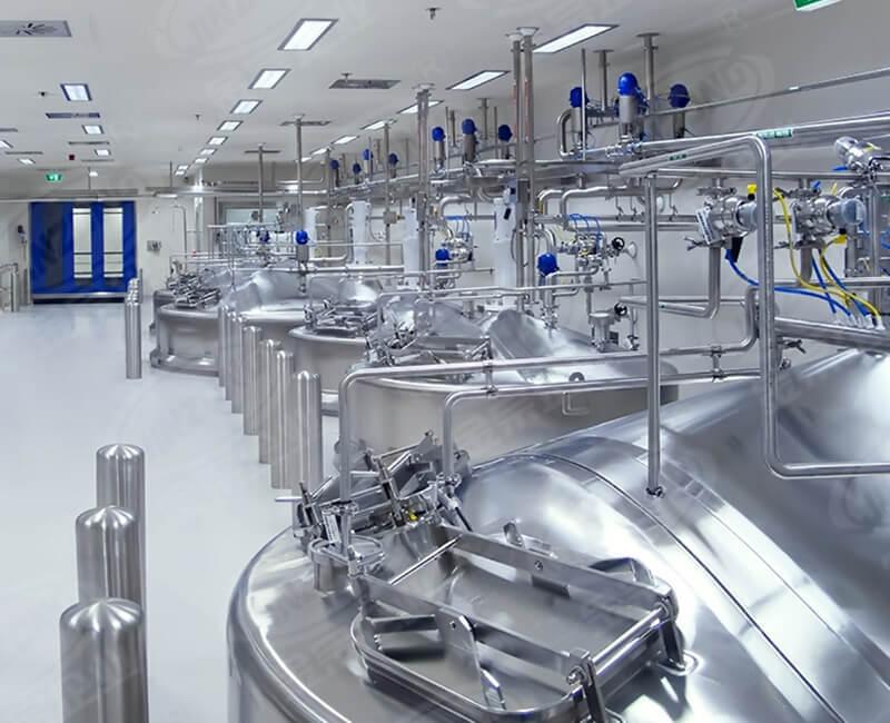 Automatic production workshop