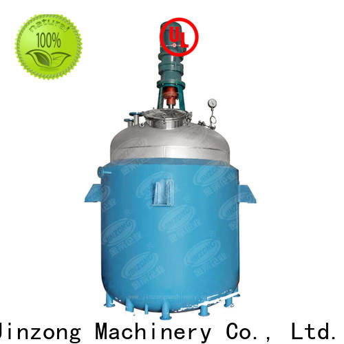 Jinzong Machinery custom high temperature reactor manufacturers for chemical industry