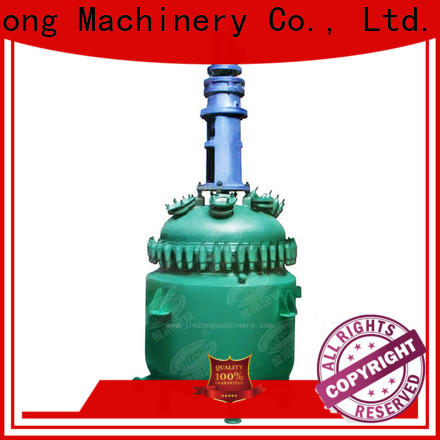 Jinzong Machinery product chemical reaction machine factory for stationery industry
