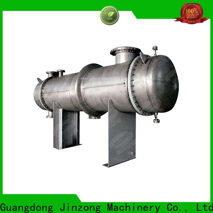 Jinzong Machinery machine chemical equipment supply manufacturers for distillation