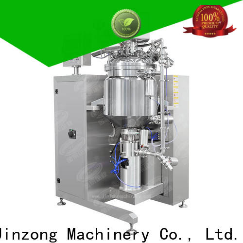 Jinzong Machinery vacuum quenching reaction tank factory for reaction