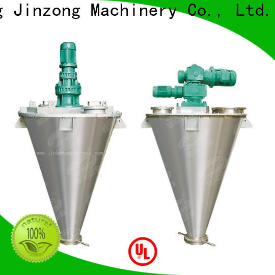 Jinzong Machinery wholesale industrial powder mixer high speed for industary
