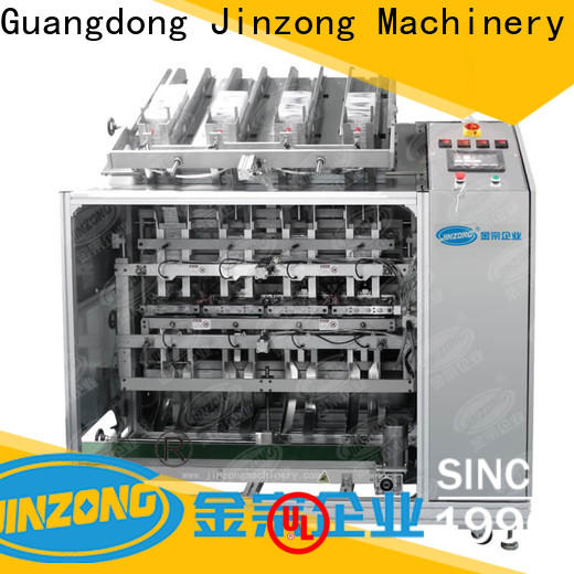 Jinzong Machinery toothpaste automatic filling machine supply for food industry
